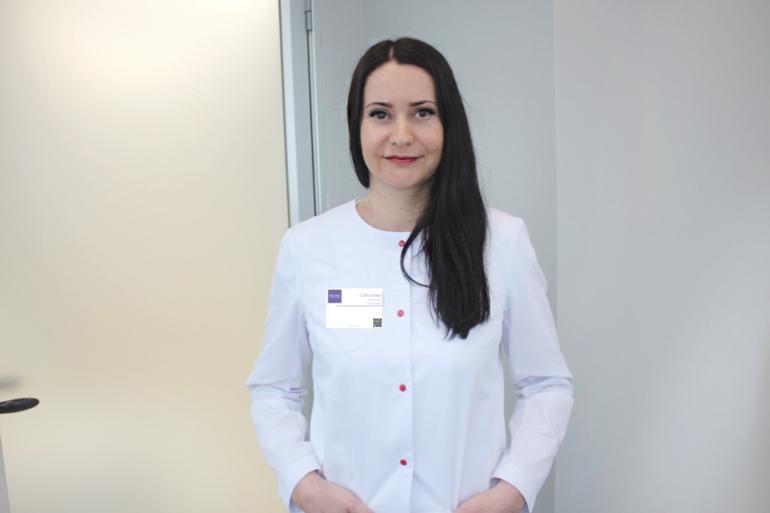 Соболева Наталья Петровна