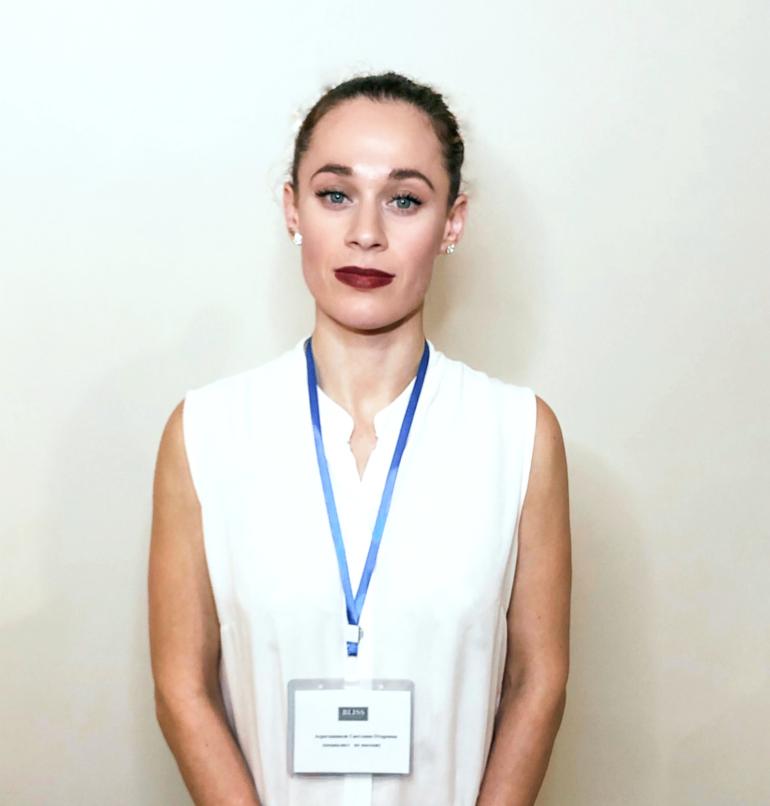 Асраташвили Светлана Атаровна